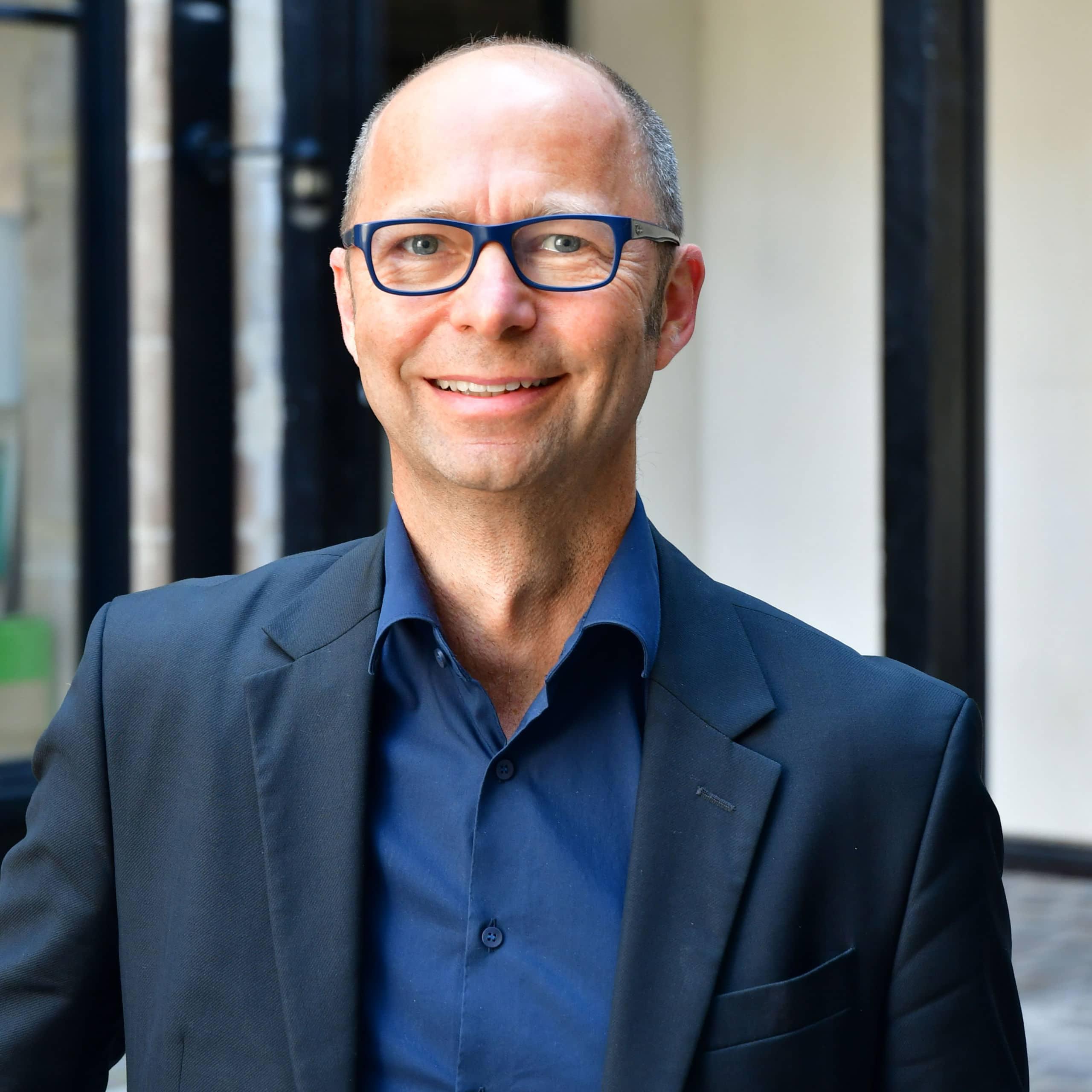 Ralf Hornig, PhD Director of Clinical Affairs