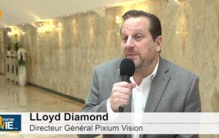 picture of Lloyd diamond CEO Pixium La bourse et la vie interview