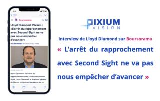 Interview de Lloyd Diamond sur Boursorama