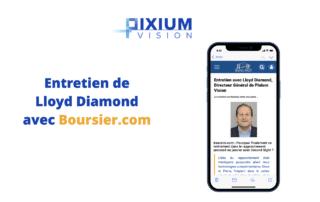 Entretien de Lloyd Diamond dans Boursier.com
