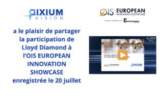 OIS European Innovation Showcase Video FR Pixium