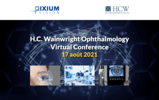 H.C. Wainwright OphthalmologyVirtual Conference 17 août 2021